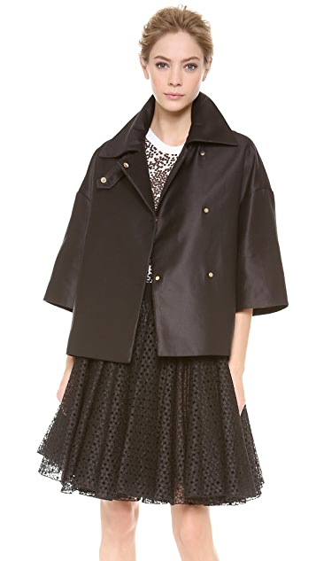 Giambattista Valli Swing Jacket