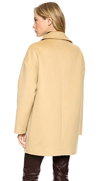 Giambattista Valli Wool Coat