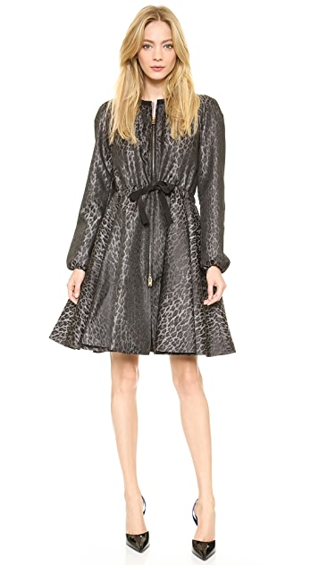 Giambattista Valli Printed Coat
