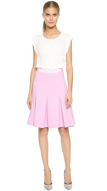 Giambattista Valli Pleated Skirt