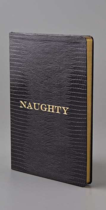 Gift Boutique DL & Co Naughty / Nice Journal