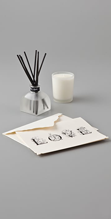 Gift Boutique DL & Co Love Stationery Gift Set