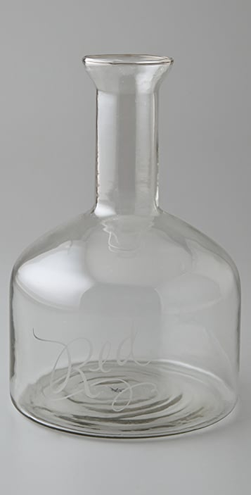 Gift Boutique Red Wine Carafe