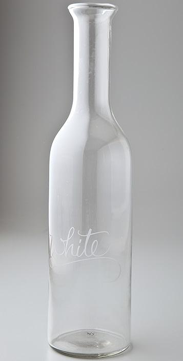 Gift Boutique White Wine Carafe