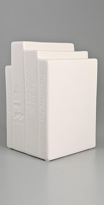 Gift Boutique Vasolibri Book Vase