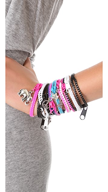 Gift Boutique Zipology Bracelet Set