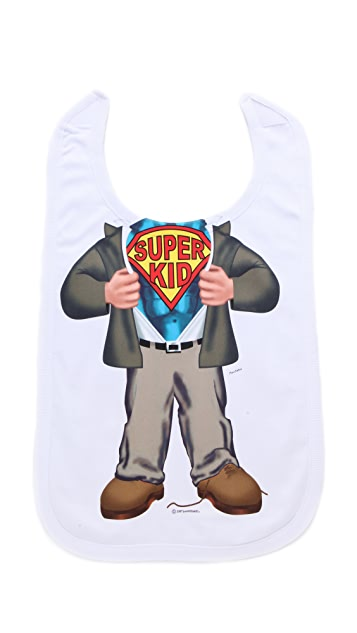 Gift Boutique Super Kid Bib