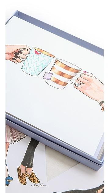 Gift Boutique Inslee By Design Friendship Card Set