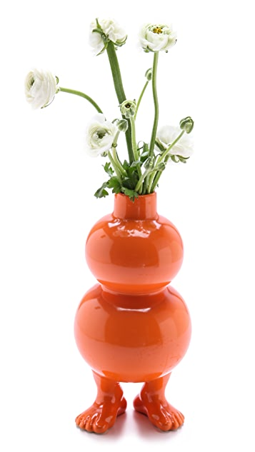 Gift Boutique Footed Vase