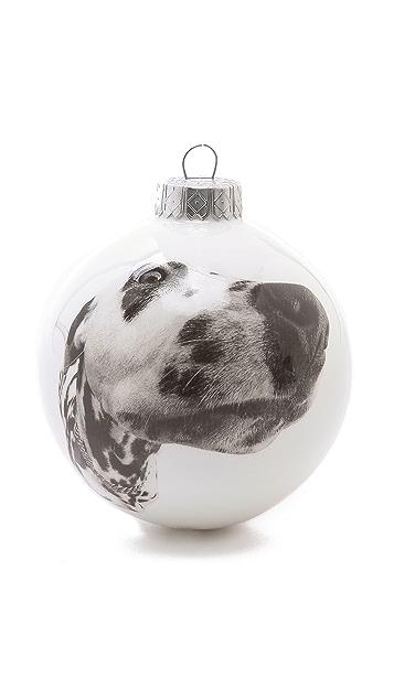 Gift Boutique Reiko Kaneko Spot the Dog Christmas Bauble Ornament