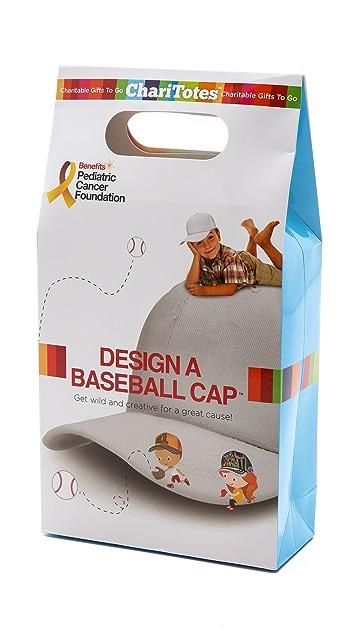 Gift Boutique Design A Baseball Cap Kit