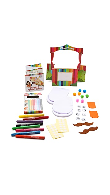 Gift Boutique Design A Puppet Show Kit