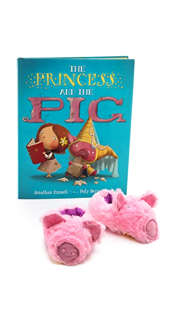 Gift Boutique The Princess and The Pig Book Set