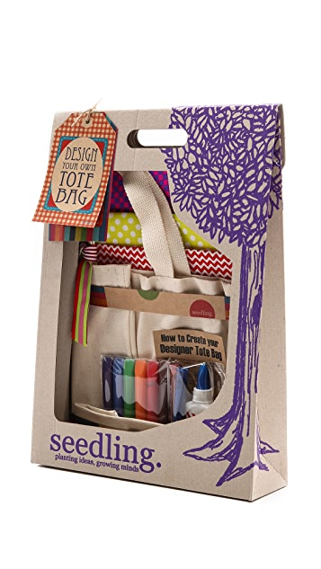 Gift Boutique Design Your Own Tote Bag Kit