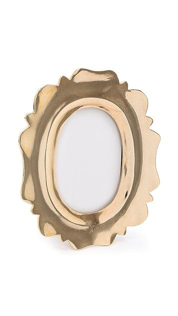 Gift Boutique Lunares 4x6 Chantilly Frame