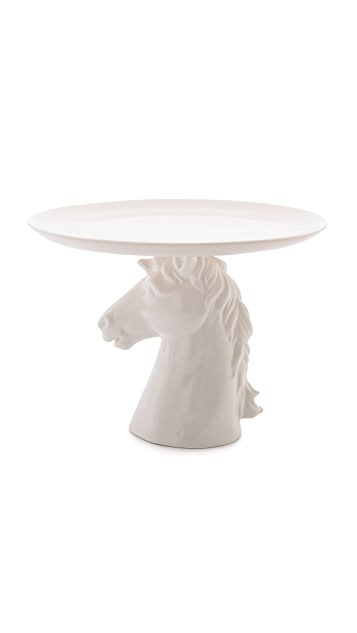 Gift Boutique Take The Cake Horse Plate