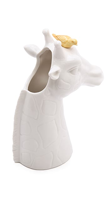 Gift Boutique The King's Subject Giraffe Vase