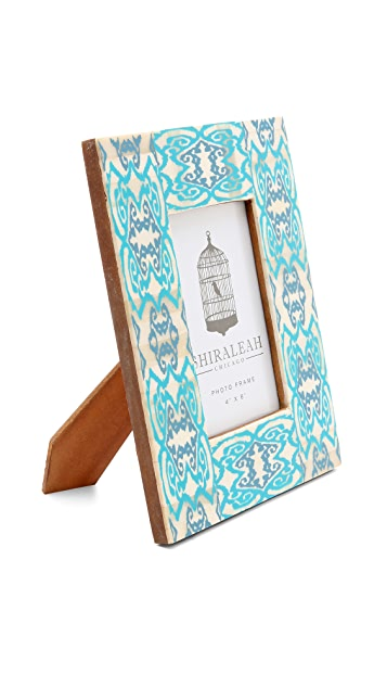 Gift Boutique Block Print Picture Frame