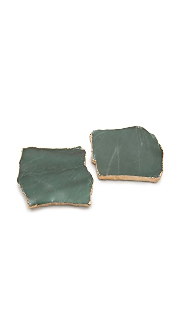 Gift Boutique RABLABS Kivita Coasters