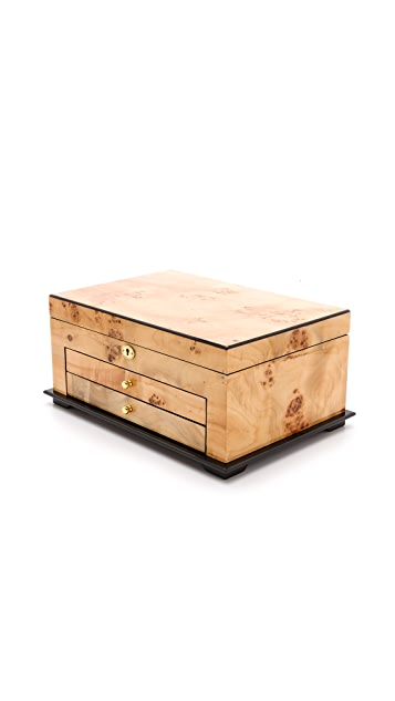 Gift Boutique 3 Level Jewelry Box