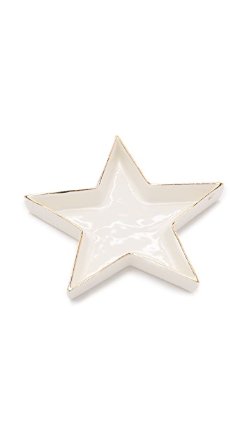 Gift Boutique Star Trinket Tray