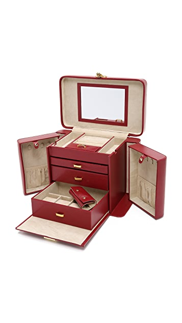 Gift Boutique 4 Level Jewelry Box