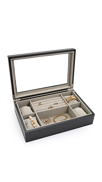Gift Boutique Jewelry Valet Box