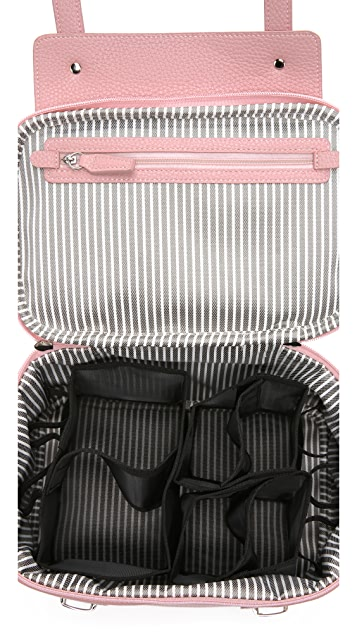 Gift Boutique Leatherette Travel Case