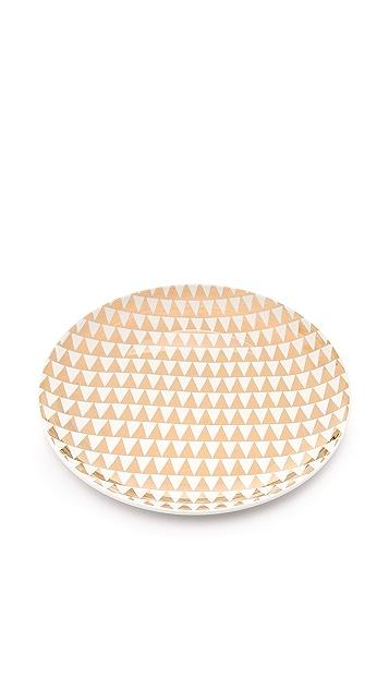 Gift Boutique Aurora Serving Platter & Bowl