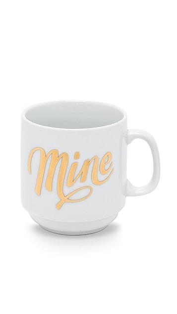 Gift Boutique Mine Stackable Mug