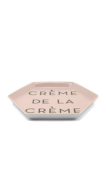 Gift Boutique Creme de la Creme Tray