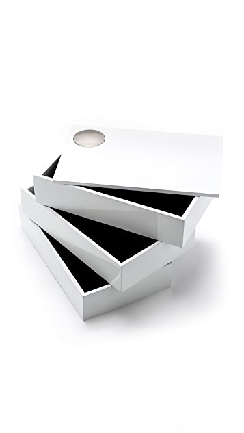 Gift Boutique Spindle Storage Box