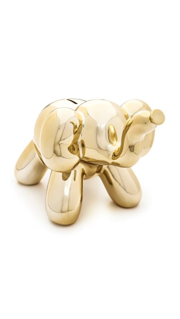 Gift Boutique Balloon Elephant Money Bank