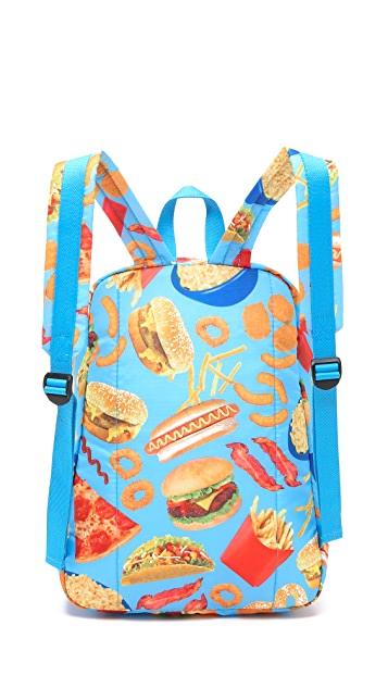Gift Boutique Junk Food Backpack