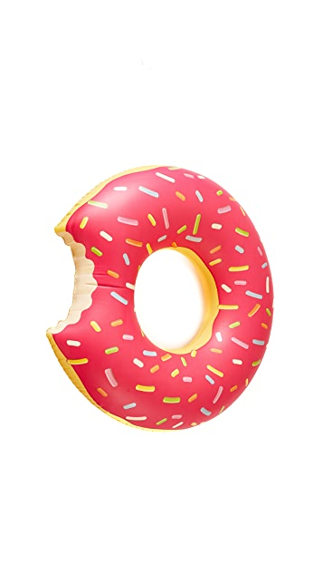 Gift Boutique Giant Strawberry Donut Pool Float