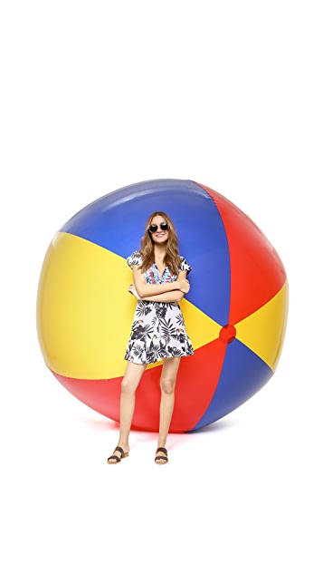 Gift Boutique Gigantic Inflatable Beach Ball