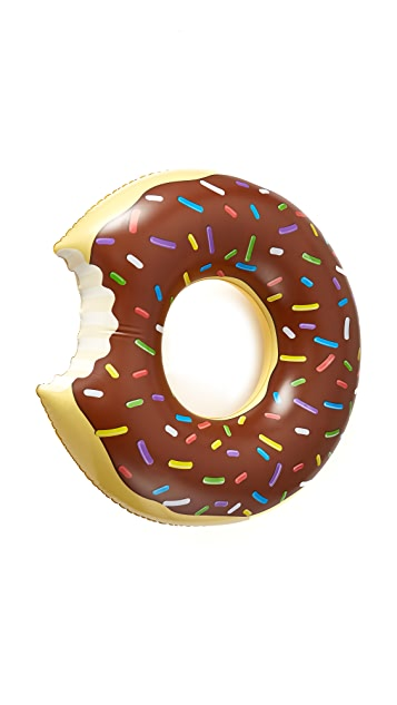 Gift Boutique Giant Chocolate Donut Pool Float