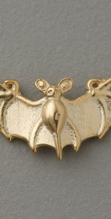 Giles & Brother Tiny Bat Studs