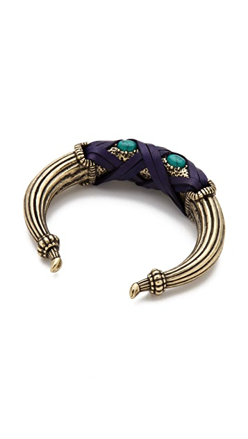Giles & Brother Encrusted Tusk Cuff