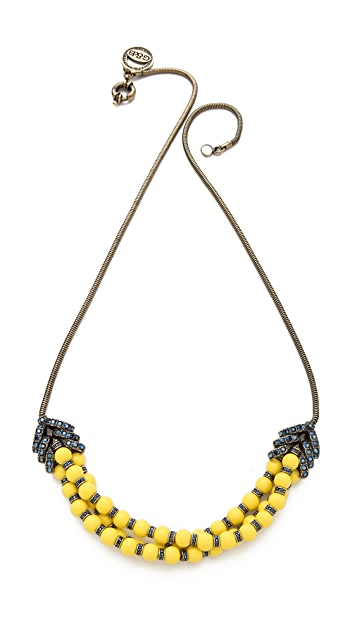 Giles & Brother Long Garland Necklace