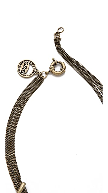 Giles & Brother Napoleon Necklace