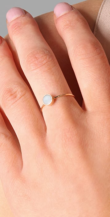 ginette_ny Round Amazonite Ring