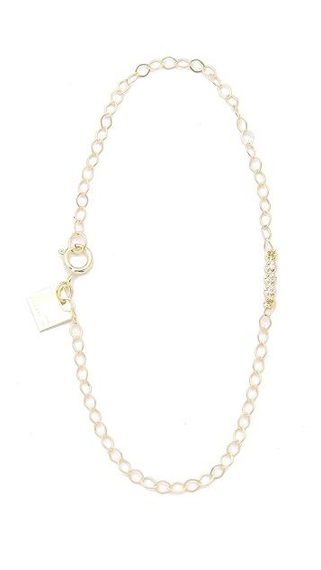 ginette_ny Horizontal Diamonds Bracelet