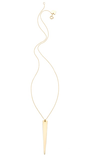 ginette_ny Long Arrow Necklace