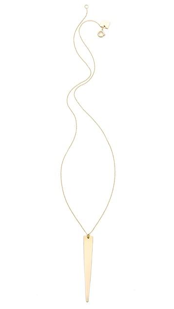 ginette_ny Long Arrow Necklace