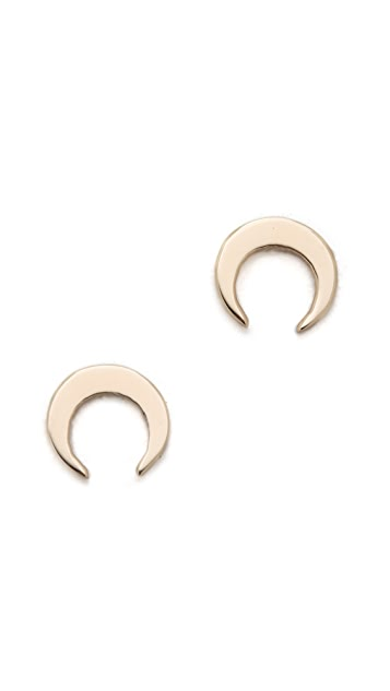 ginette_ny Masai Stud Earrings