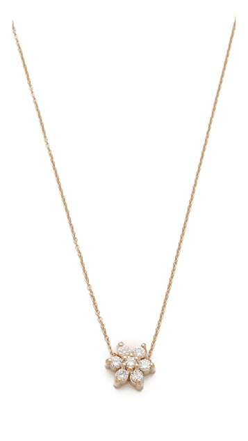 ginette_ny Diamond Star Necklace