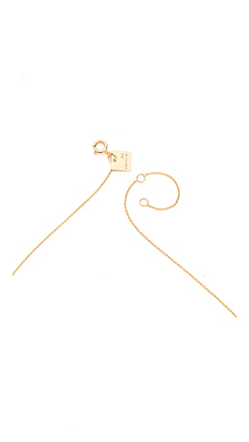 ginette_ny Arc Necklace