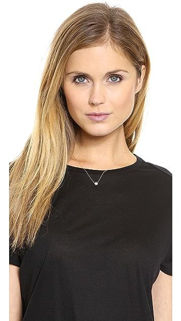 ginette_ny Diamond Star Necklace