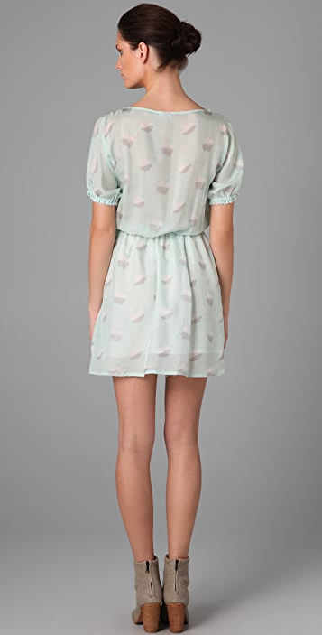 Girl. by Band of Outsiders Agnes Short Dress